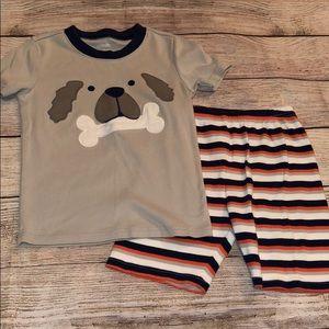Boys Gymboree pajamas size 8